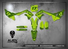 Kawasaki 2 Green